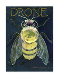 Drone, 2017 Giclee Print by Kimberly McSparran
