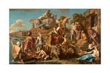 The Triumph of Venice, 1737 Giclée-vedos tekijänä Pompeo Girolamo Batoni