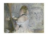 Woman at Her Toilette, 1875-80 Reproduction procédé giclée par Berthe Morisot
