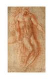 Pieta, c.1530-36 Lámina giclée por Buonarroti, Michelangelo