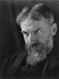 George Bernard Shaw, c.1905 Photographic Print by Alvin Langdon Coburn