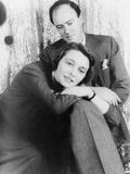 Patricia Neal with Roald Dahl, 1954 Photographic Print by Carl Van Vechten