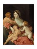 Charity Impressão giclée por Guido Reni