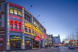 Germany, Hamburg, St. Pauli, Reeperbahn, Kiez, Schmidt, Schmidt's Tivoli Reproduction photographique par Ingo Boelter