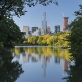 Central Park, Manhattan, New York Impressão fotográfica por Rainer Mirau