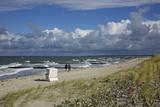 Baltic Beach Close Ahrenshoop Photographic Print by Uwe Steffens
