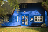 The Kunstkaten in Ahrenshoop, Fischland Photographic Print by Uwe Steffens
