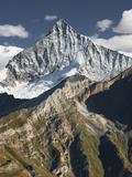 Weisshorn, Zermatt, Valais, Switzerland Photographic Print by Rainer Mirau