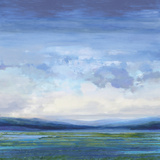Landscape View - Sharp Giclee Print by Paul Duncan