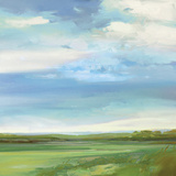Landscape View - Clear Giclee Print by Paul Duncan