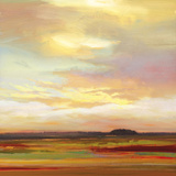 Landscape View - Warm Giclee Print by Paul Duncan