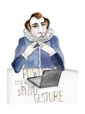 Steeple Gesture Julisteet tekijänä Stacy Milrany