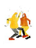 Just Another Rain Dance Posters tekijänä Stacy Milrany
