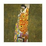 Hope II, 1907-1908 Pôsters por Gustav Klimt
