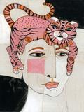 Cat Hair Poster tekijänä Stacy Milrany