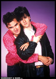Morrissey and Marr Pósters