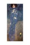 Portrait of Emilie Floge Pôsteres por Gustav Klimt