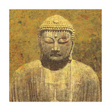 Asian Buddha Crop Affiches par  Wild Apple Portfolio