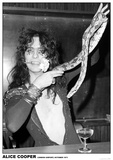 Alice Cooper Pósters
