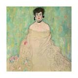Portrait of Amalie Zuckerkandl, 1917-1918 Kunstdrucke von Gustav Klimt