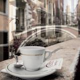 Cafe in Venezia 1 Lámina fotográfica por Alan Blaustein