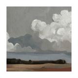 Cloud Formation II Prints by Emma Scarvey