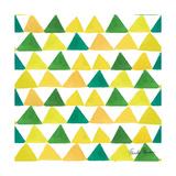 Mellow Yellow Step 05A Prints by Farida Zaman