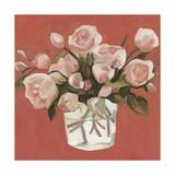 Bright Blooms IV Prints by Emma Scarvey