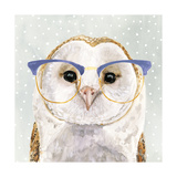 Four-eyed Forester II Premium Giclee Print by Victoria Borges
