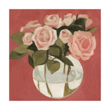 Bright Blooms I Prints by Emma Scarvey