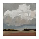 Cloud Formation I Print by Emma Scarvey