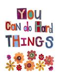 Positive Power IV Poster di Regina Moore