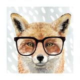 Four-eyed Forester I Premium Giclee Print by Victoria Borges