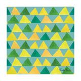 Mellow Yellow Step 05B 高品質プリント : Farida Zaman