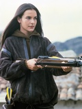 "Rien que pour vos yeux For your eyes only "" ( James Bond 007 ) by Ian Fleming with Carole Bouquet e Photo"