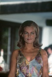 La Piscine by Jacques Deray with Romy Schneider, 1969 (photo) Photo