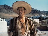 THE GOOD THE BAD AND THE UGLY, 1966 directed by SERGIO LEONEEli Wallach (photo) Foto
