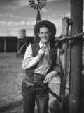 BADMAN'S TERRITORY, 1946 directed by TIM WHELAN Randolph Scott (b/w photo) Photo