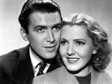 James Stewart and Jean Arthur Mr. SMITH GOES TO WASHINGTON, 1939 directed by FRANK CAPRA (b/w photo Photo