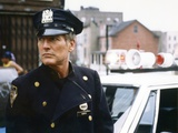 FORT APACHE-THE BRONX, 1980 directed by DANIEL PETRIE Paul Newman (photo) Foto