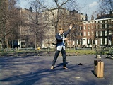 BAREFOOT IN THE PARK, 1967 directed by GENE SACHS Robert Redford (photo) Photo