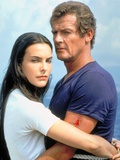 Rien que pour vos Yeux FOR YOUR EYES ONLY (James Bond 007) by John Glen with Carole Bouquet Roger M Photo
