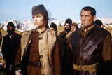 10 FROM NAVARONE, 1978 directed by GUY HAMILTON with Barbara Bach and Robert Shaw (photo) Photo