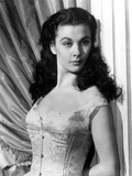 Vivien Leigh, Gone with the Wind, directed by Victor Fleming, 1939 (b/w photo) Foto