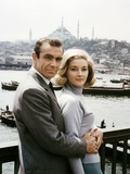 Bons baisers by Russie From Russia with Love by Terence Young with Sean Connery (James Bond 007) an Photographie