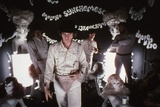A CLOCKWORK ORANGE, 1971 directed by STANLEY KUBRICK with Malcolm McDowell (photo) Foto