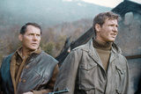 10 FROM NAVARONE, 1978 directed by GUY HAMILTON with Robert Shaw and Harrison Ford (photo) Photo