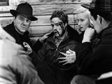 Sur les quais On The Waterfront d' Elia Kazan with Karl Malden, Marlon Brando, Eva Marie Saint, 195 Photo