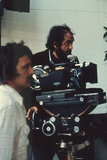 BARRY LYNDON, 1975 directed by STANLEY KUBRICK On the set, Stanley Kubrick (photo) Valokuva