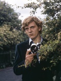 Blow-up by Michelangelo Antonioni (1912 - 2007) with David Hemmings, 1966 (photo) Photo